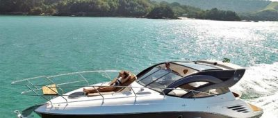 Navigation during winter is a leisure increasingly sought by Brazilians